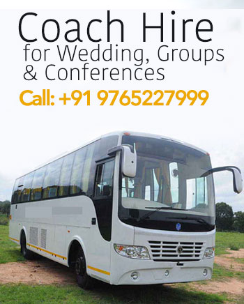 Coach Hire for Conference and Wedding