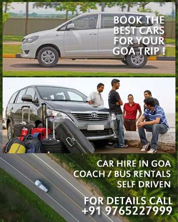 Car Hire in Goa