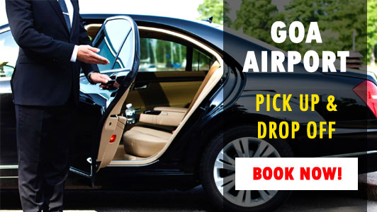 Goa Airport Pickup and Drop in a Car
